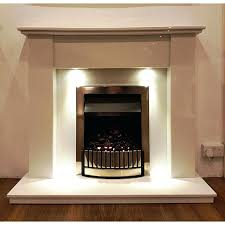 white marble fireplace marble fireplace with lights black and white marble fireplace surround