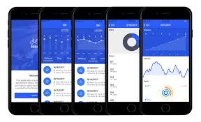 Xamarin Charts Microcharts Elegant Cross Platform Charts For Every App
