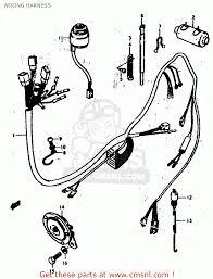 suzuki gs400 1978 c e01 e02 e04 e17 e18 e21 e22 e24 e25 e30 e34 wiring harness schematic
