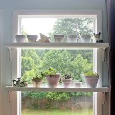 Indoor Window Plant Shelves best 25 plant shelves ideas on pinterest small  shelves walnut home decoration
