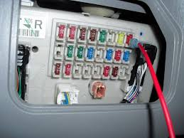 2008 toyota 4 runner fuse box 2008 wiring diagrams online
