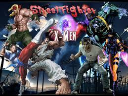 street fighter vs x men by kesshi011 on deviantart