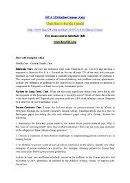 Hca 333 Entire Course Hca333dotcom By Mahi20 Issuu