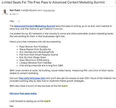 7 Real Examples Of Event Invitation Emails Newoldstamp