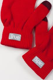 Перчатки <b>TRUESPIN</b> Touch Gloves FW19 Red, купить, цена с ...