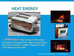 Heat Energy Examples Rome Fontanacountryinn Com