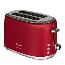 <b>Тостер TESLER TT-255 RED</b> — купить в интернет-магазине ...
