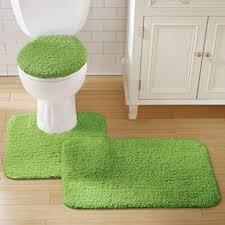 gorgeous dark green bathroom rugs bathroom rugs 10 bright ideas vdomus non slip microfiber