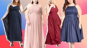 Plus Size Bridesmaid Designers Plus Size Bridesmaid Dresses That Are Actually Cute