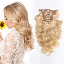 Amazingbeauty 8a Highlight Body Wavy Hair