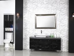 Contemporary Bath Vanity Cabinets Delightful Modern Bathroom Vanities Single Sink 48 Single Sink