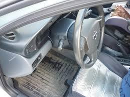 Пыльники на рулевой консоли. — Nissan Almera <b>Classic</b>, 1.6 liter ...