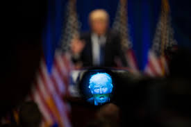 the new reality of tv all trump all the time the new york times donald j trump at a campaign rally in new hampshire in the president elect pushes the news cycle but also seems to be pulled by tv news