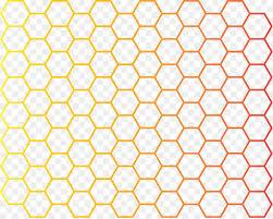 Hexagon Honeycomb Euclidean Vector Hexadecimal Pattern Simple