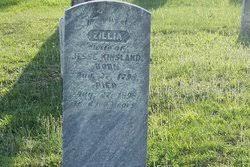 "Priscilla ""Zilla"" Holland Kinsland (1798-1898) - Find A Grave Memorial"