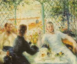 paintings reions renoir pierre auguste the luncheon of the boating party 1879