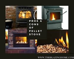 pros and cons of pellet stove