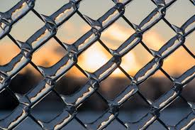 wire fence covering. Durable Chain Link Fence Wire Fence Covering