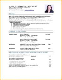 Images Of Resume Format Lcysne Com