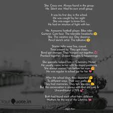 She Crazy One Always Fo Quotes Writings By Jagriti Karn