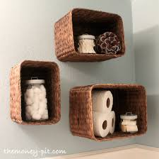 wicker basket shelves. Modren Shelves On Wicker Basket Shelves K
