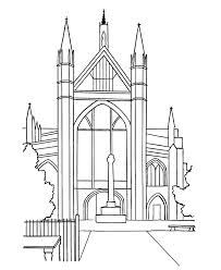 Small Picture Church Coloring Pages Coloring Book of Coloring Page