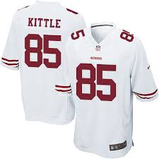 George Wholesale Nfl 49ers Kittle Jerseys Women's Jersey Youth Authentic Free Shipping Cheap