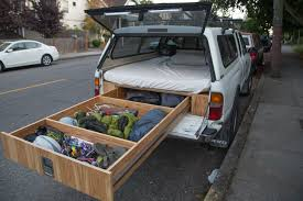 Tiny Truck Fascinating Truck Bed Platform And Tiny Home Improvements For
