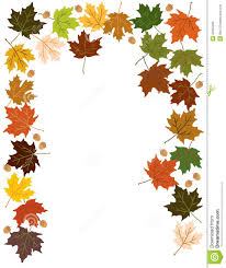Small Picture Image Gallery of Simple Fall Leaf Border