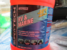 Rv Antifreeze Dilution Chart Meryl And Me Hit The Road Rv Antifreeze