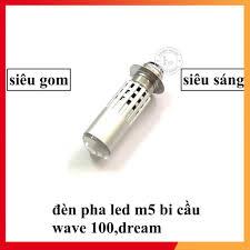 đèn led chân m5 đèn led xe máy wave 100,dream cos vàng pha trắng siêu sáng  siêu gom hàng y như hình BOZE56 giá cạnh tranh