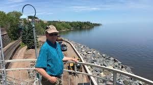 Lake Pleasant Water Level Chart Rising Great Lakes Water Levels Benefit Some But Cost