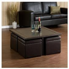 ... Medium Size Of Coffee Tables:simple Leather Ottoman Coffee Table  Attractive Ottoman Coffee Table Storage