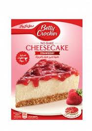 Betty Crocker Cheesecake Strawberry Cake Mix 360 Gm Souq Egypt