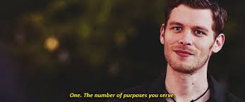 Klaus Mikaelson Quotes 100 reasons to love Klaus Mikaelson Pure Fandom 41