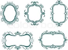 Exelent Antique Vintage Frames Collection Ideas de Marcos