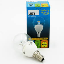 Led Virtual Filament Light Bulb Led Virtual Filament Ball Lamp Laes S L