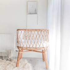 Our new Baby Bassinet and making room for baby - Nesting With Grace