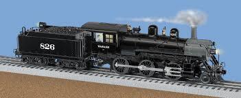 wabash tmcc scale mogul steam locomotive