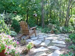 loose flagstone patio. Flagstone Patio At Cedargate Landscaping Loose T