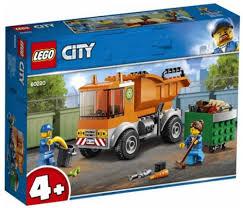 Купить <b>конструктор Lego</b> City Great Vehicles: <b>Мусоровоз</b> (<b>60220</b> ...