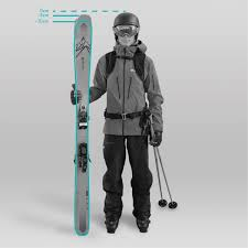 Mens Ski Chart Mens Sizing Chart Salomon