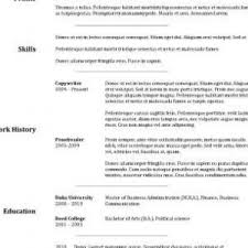 Sample Resume In Ms Word Format Free Download Save Resumeat For Job ...