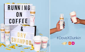 dove hair dunkin donuts ultimate life hack sweepstakes on dovexdunkin sweepstakes