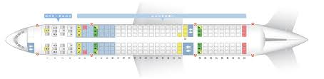 Boeing 757 Seating Chart Aer Lingus Seat Map Boeing 757 200 Aer Lingus Best Seats In Plane
