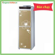 Máy làm nóng lạnh nước uống Kangaroo KG3340 - Sử dụng bình úp - Tiện dụng  dễ dùng với 2 vòi nóng lạnh riêng biệt chính hãng 5,400,000đ