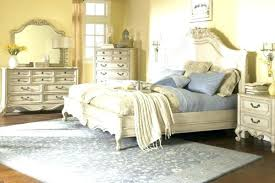 Antique White Bedroom Furniture Vintage French Provincial From Charm ...