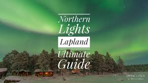 I See Stars Green Light Go Best Places In Finland To See The Northern Lights Seriously
