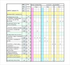 Class Schedule Excel Template Download Scheduling Template For Excel Free Into Anysearch Co