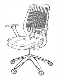 office chair drawing. Brilliant Chair 1500x1881 N Office Chair Drawing To Design Alera Fraze Patent Usd Google T